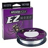 SpiderWire EZ Mono Spool, Fluorescent/Clear Blue