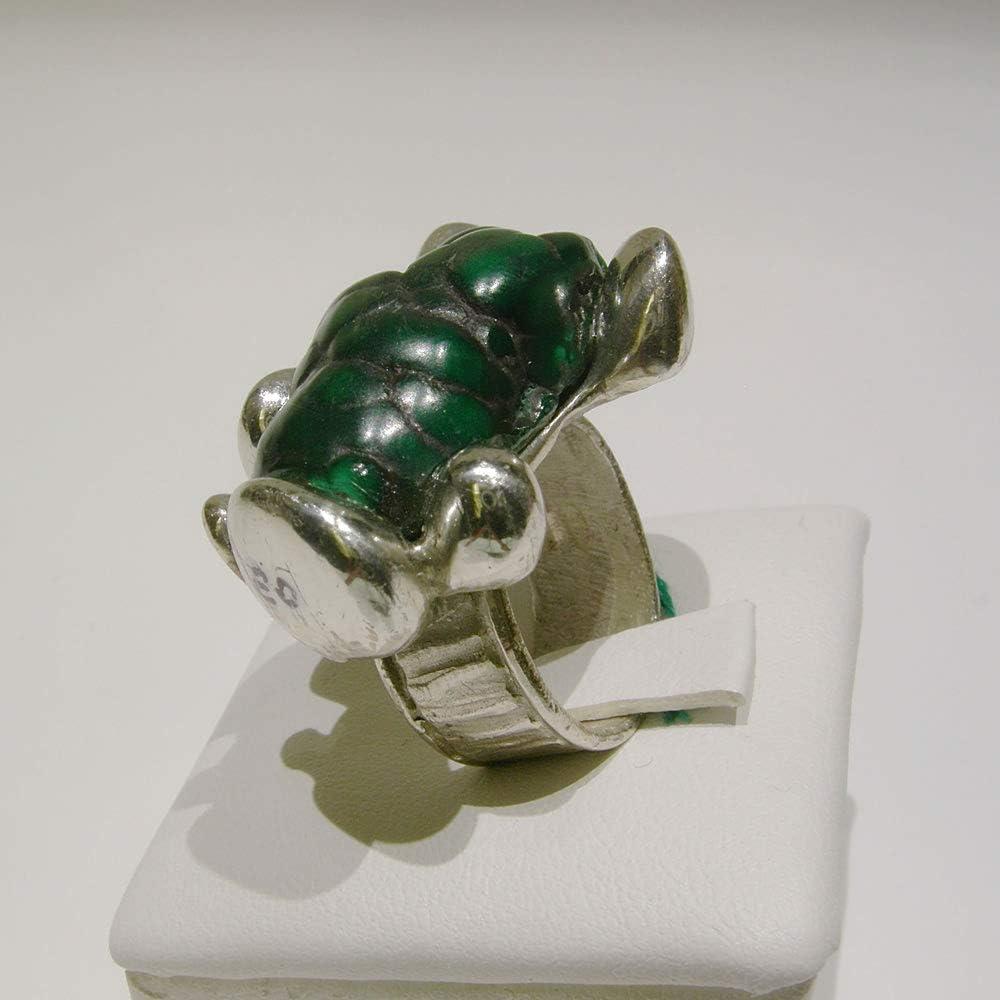 AP098 - Anillo de plata 925/°° con piedra dura