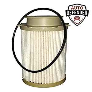 3. Auto Defender DF401-AD Fuel Filter for 6.7L Turbo Engines