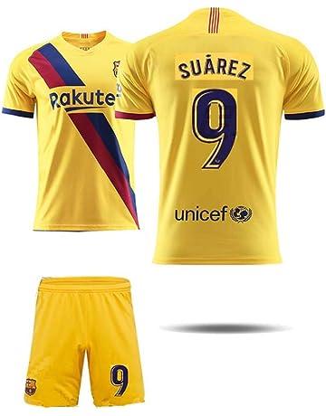 COOLBOY 9# Suarez Mens Soccer Jerseys and Shorts Set Mens Younth Kits of Football