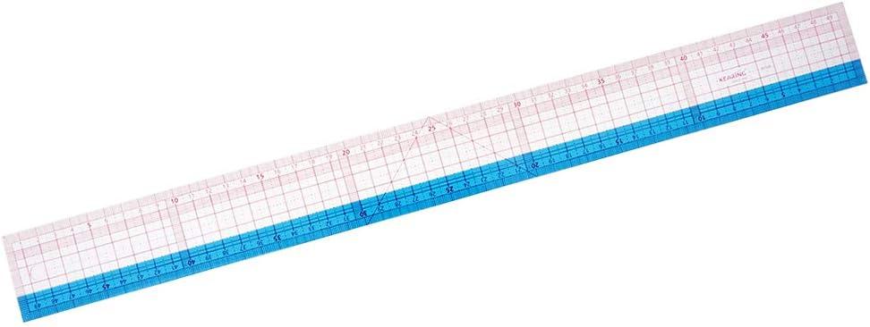 20 cm 50cm DIY Handgemachte Rechteck Schneider Quilten Lineal Messwerkzeuge Multi chiwanji 20//30 50cm