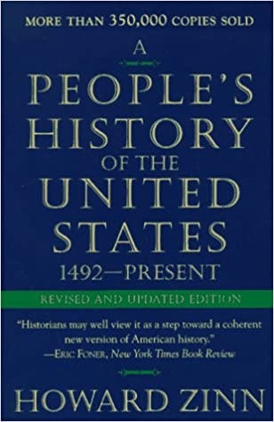 howard zinn a peoples history of the united states citation