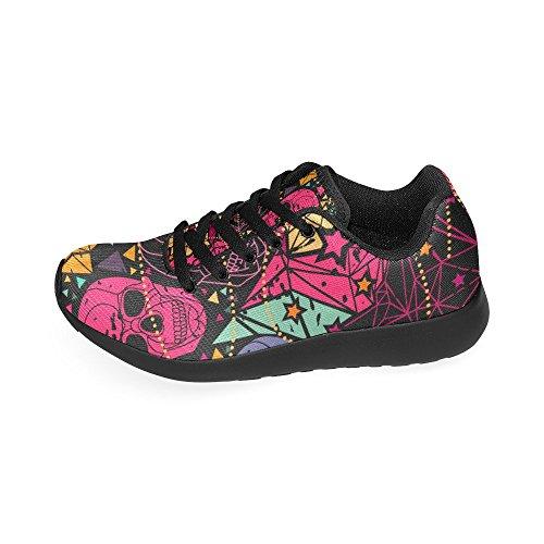 D-story Jogging Running Sneaker Da Donna Casual Comfort Sportivo Da Passeggio Scarpe Da Corsa Multi15