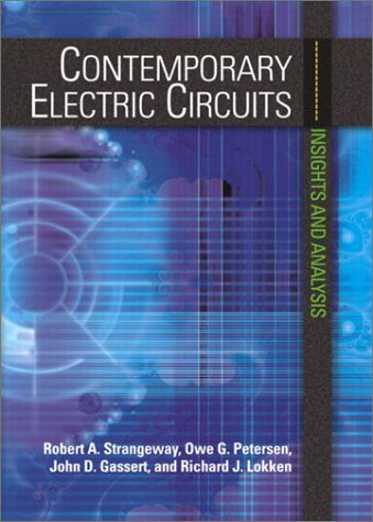 Contemporary Electric Circuits: Insights and Analysis pdf