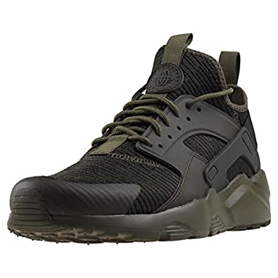 buy online 206df a6ac8 Image Unavailable. Image not available for. Color  NIKE Air Huarache Run  Ultra SE Lifestyle Shoes Cargo Khaki 875841-303 ...