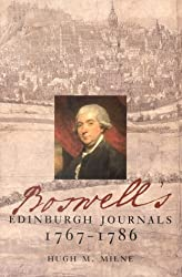 Boswell's Edinburgh Journals 1767-1786