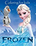 Coloring for kids Frozen