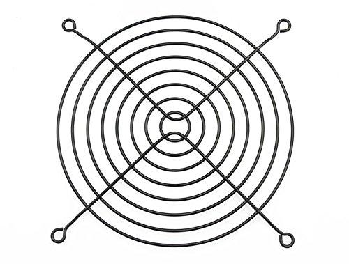 XSPC 140mm Wire Fan Grill, Black, 4-pack