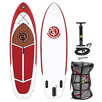 Image of AIRHEAD CRUISE 930 ISUP w Pump, Gauge, Mesh Backpack Stand-Up Paddleboards