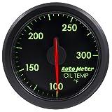 Auto Meter 9140T Oil Temperature Gauge