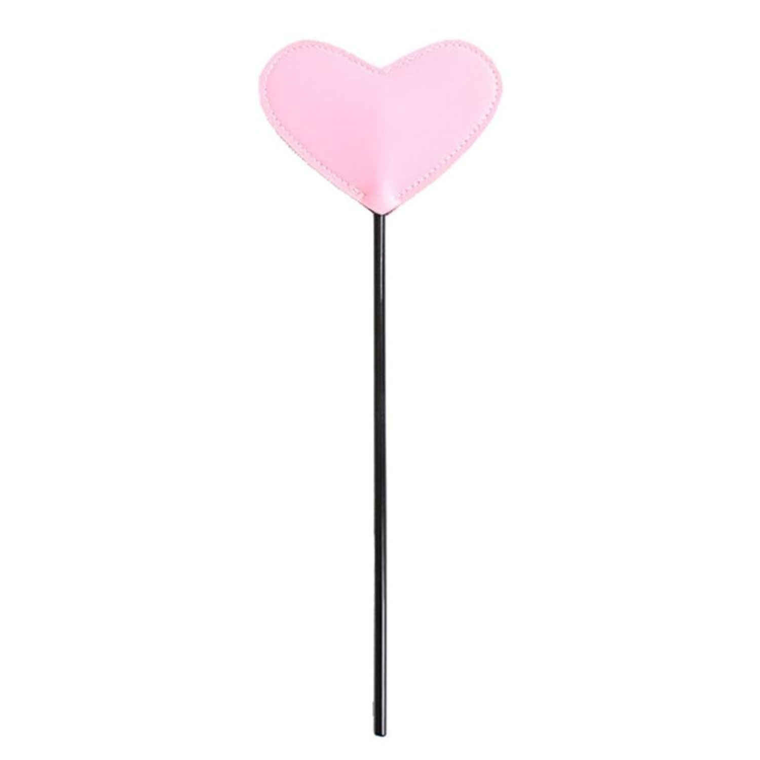 li dongc Hot Erotic Leather Paddle Sex Toys Flirting Adult Heart-Shaped Lovers Leather Rods Sex Toy for Couples May11