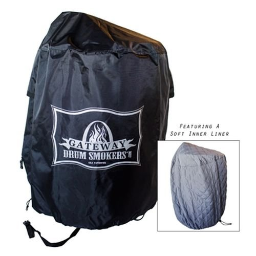 Gateway Drum Smoker Signature Series 55 Gallon Cover by Gateway Drum Smokers