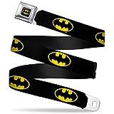 Buckle Down Kids' DC Comics Batman Seatbelt Buckle Belt