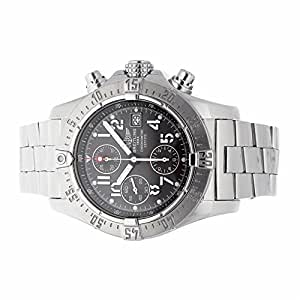 Breitling Avenger automatic-self-wind mens Watch A13380 (Certified Pre-owned)