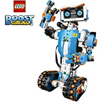 LEGO Boost Creative Toolbox 17101 Building and Coding Kit...