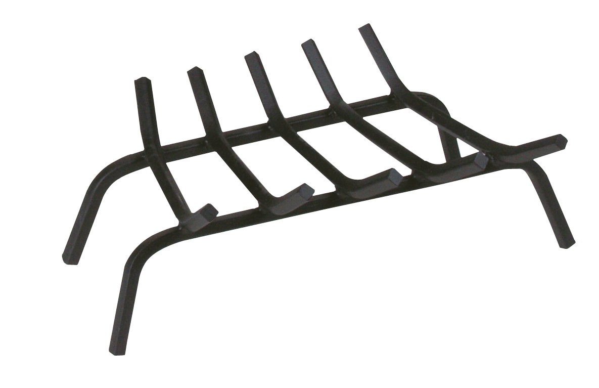 amazon com panacea 15403 wrought iron fire grate 24 inch