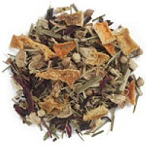 Lemon Ginger Tea - 1 lb,(Frontier) (Lemon Loose Leaf Tea)