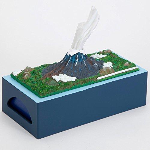 Bits and Pieces - Mt. Fuji Tissue Holder - Decorative Kleenex Box Cover