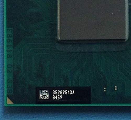 Intel Core i5-2450M SR0CH 2.5GHz 3MB Dual-core Mobile CPU Processor Socket G2 988-pin