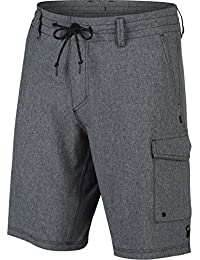 Men's Cargo Hybrid 21″ Short - 4-Way Stretch Fabric – Hydro-Free Technology - Sport Shorts for Men