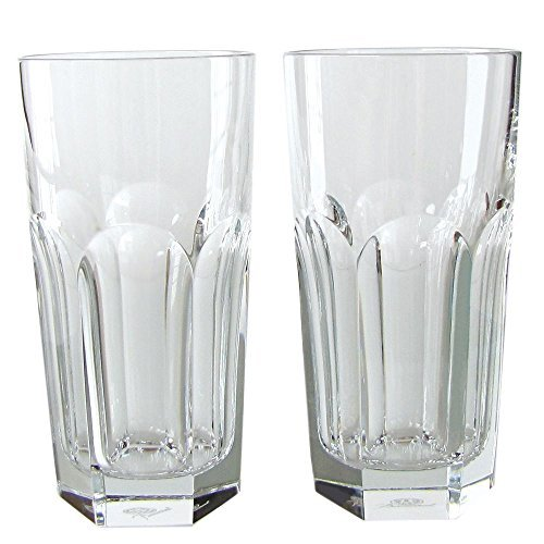 (Baccarat Crystal Harcourt 1841 Highball Glass - Clear - Set of)