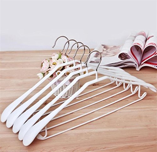 WWZY Plastic dip Non-slip Wide shoulder No trace Hanger Home