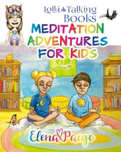 Lolli Talking Books Meditation Adventures product image