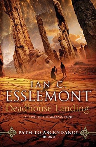 Deadhouse Landing: A Novel of the Malazan Empire (Path to Ascendancy)