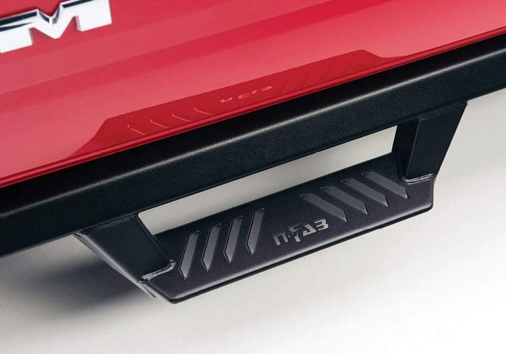 Textured Black fits JEEP Wrangler JL 4 Door SUV 2018 N-FAB EPYX Full Length Step EXJ184-TX