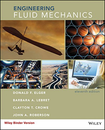Engineering Fluid Mechanics, Binder Ready Version