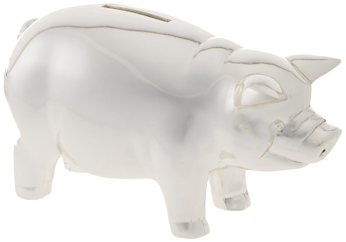 Reed & Barton Classic Piggy Bank Reed And Barton 567