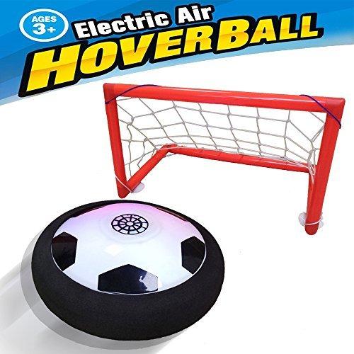 Kids Air Power Soccer Goal Gate Set,AMENON Boys Girls Sport