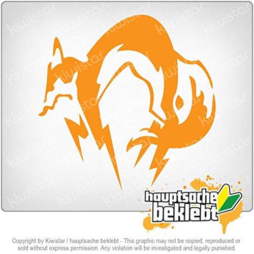 Hound Bumper Sticker (Fox Hound 3,9