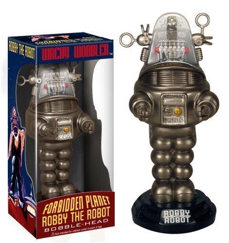 Robby the Robot Wacky Wobbler by Funko B0170U13UI Wackelkopffiguren Kunde zuerst     | Primäre Qualität