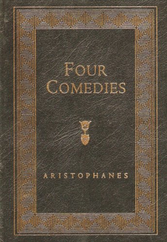 Four Comedies by Easton Press