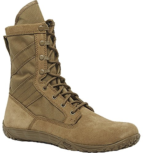 Tactical Research Mens TR105 Mini-Mil Minimalist Combat Boot