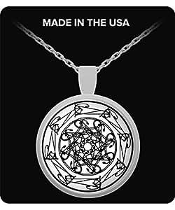 Mandala - Joy Necklace-White