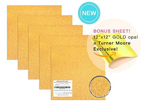 (Turner Moore Edition, Gold Glitter Vinyl, 12