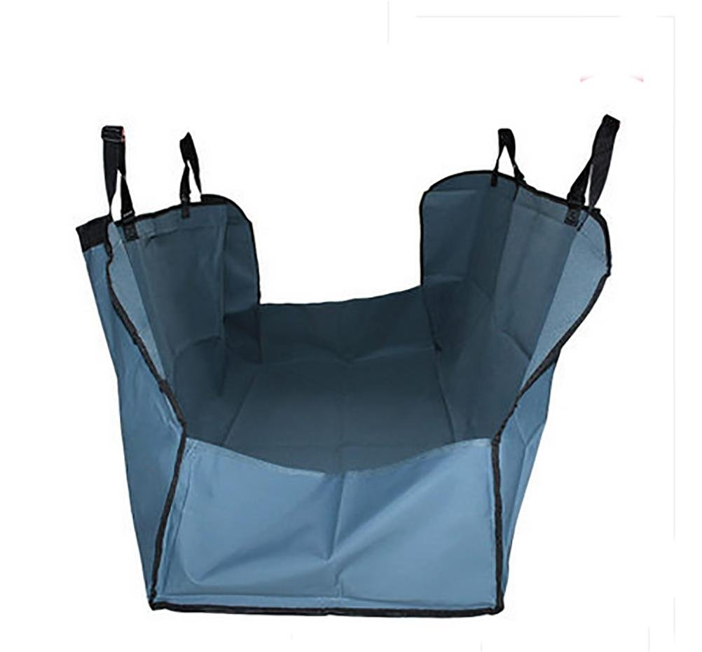 LOHUA Waterproof Hammock Dog Seat Covers Large Back Seat Pet Seat Covers for Cars, Trucks and SUV