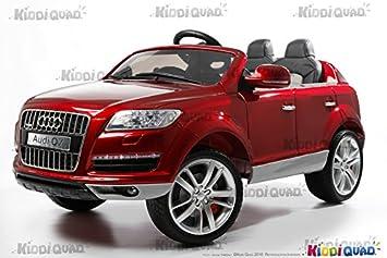 05081347d18b2 Audi Q7 Rouge métallisé