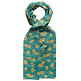 Animal Otter Oblong Unisex Breathable Kids Scarf Vibrant For Winter.fall Beach Cover Up Boys Shawls