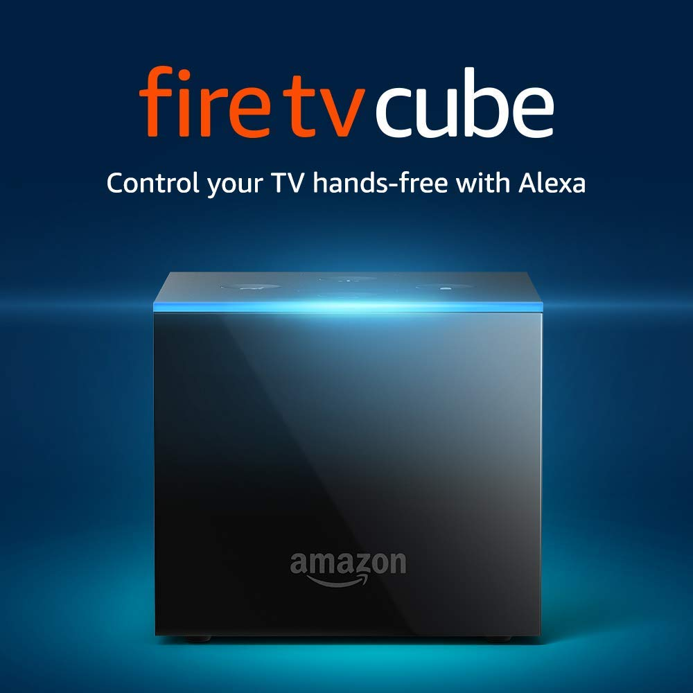 Amazon Fire TV Cube Media Player - New