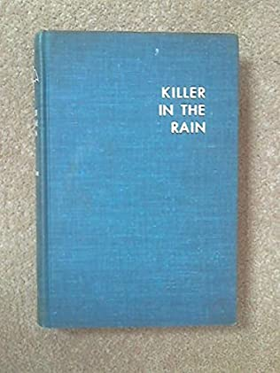 book cover of Killer in the Rain