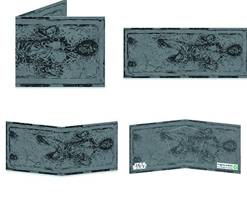Dynomighty Design Star Wars: Han Solo in Carbonite Mighty Wallet by (Dynomighty Design)