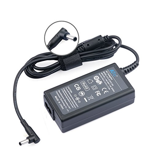 KFDtech® AC Adapter Power Charger For Dell XPS 18 1810 1820 XPS 11 Portable All-in-One Desktop 05NW44 Dell Inspiron 11 3000 Serie 74VT4 332-0971 PA-1650-02D3 074VT4 LA65NS2-01 05NW44 19.5V 3.34A 65W