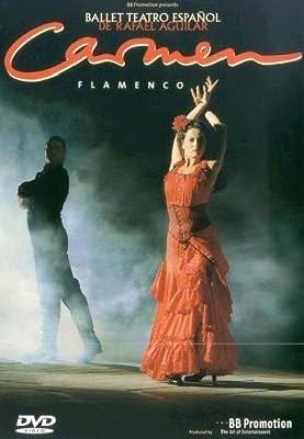 Carmen Flamenco [Italia] [DVD]: Amazon.es: Rafael Aguilar, Georges ...