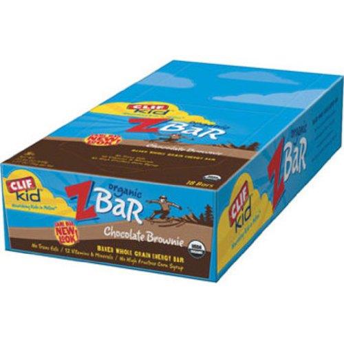 (Clif/Zbar Choc Brwnie Cad Size 18ct Clif/Zbar Choc Brownie 1.27z)