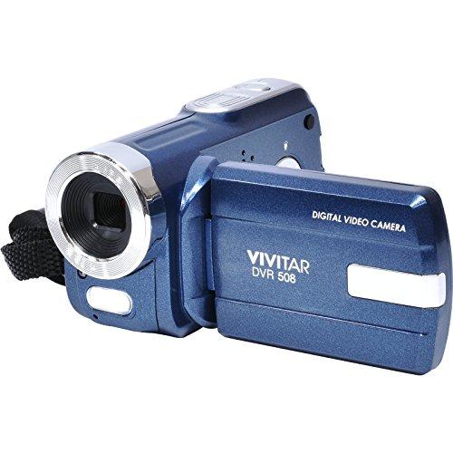 vivitar dvr 508 high definition digital video camcorder colors may vary 610696356222 ebay. Black Bedroom Furniture Sets. Home Design Ideas