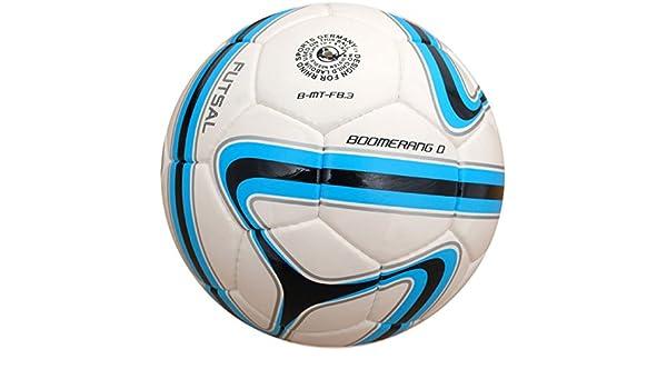 Rhinos sports futsal búmeran D, Gr, 3: Amazon.es: Deportes y aire ...