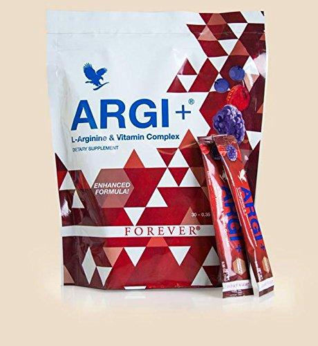 Forever Argi+ & Vitamin Complex (30 packets) L-Arginine by Forever Living